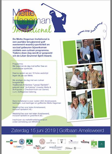 Mette Hageman Invitational – 15 juni 2019