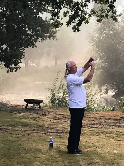 Iron Shirt of Golf trainingsdagen en trainingsreizen met Mette Hageman
